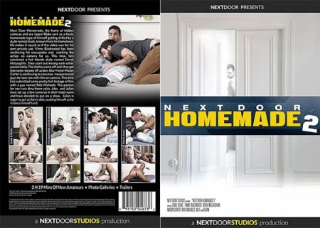 Poster Download Gay DVD - Next Door Homemade 2