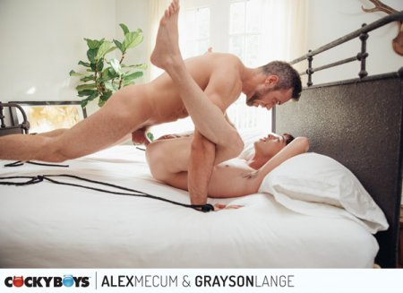 Download CockyBoys - Alex Mecum & Grayson Lange 2018-06-14