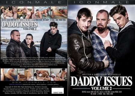 Poster Download Gay DVD - Daddy Issues 2