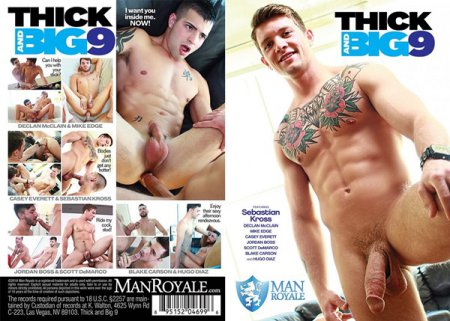 Poster Download Gay DVD - Thick and Big 9