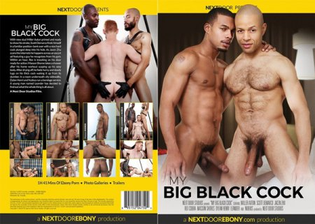 Poster Download Gay DVD - My Big Black Cock