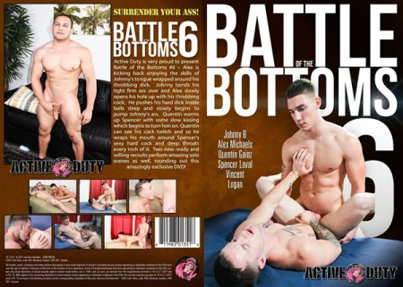 Poster Download Gay DVD - Battle of the Bottoms 6
