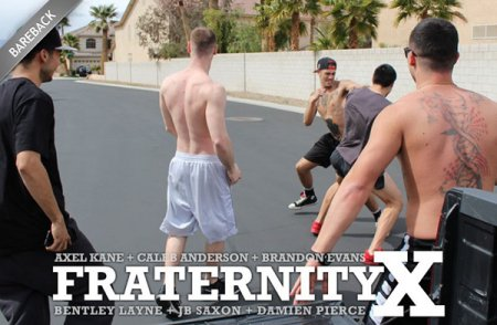 Poster Download FraternityX - Shut Up & Take It 2018-05-24