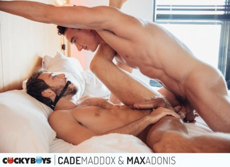 Poster Download CockyBoys - Cade Maddox & Max Adonis 2018-07-10