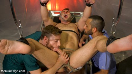 Poster Download MenOnEdge - Doctor's Anal Orders - Blaze Austin edged, pumped and stretched 2018-07-10