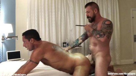 Poster Download OnlyFans - Rocco Steele & Nick Capra