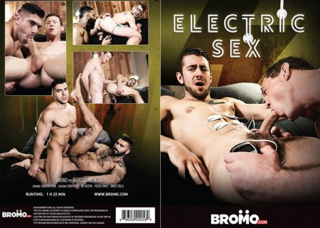 Poster Download Gay DVD - Electric Sex