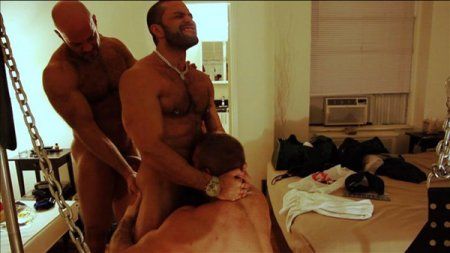 Poster Download RoganRichards - Motel Muscle PlayPit