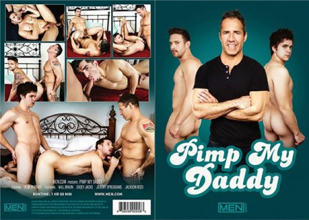 Poster Download Gay DVD - Pimp My Daddy