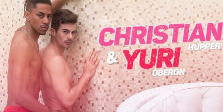Poster Download HotBoys - Christian Hupper & Yuri Oberon 2018-08-09
